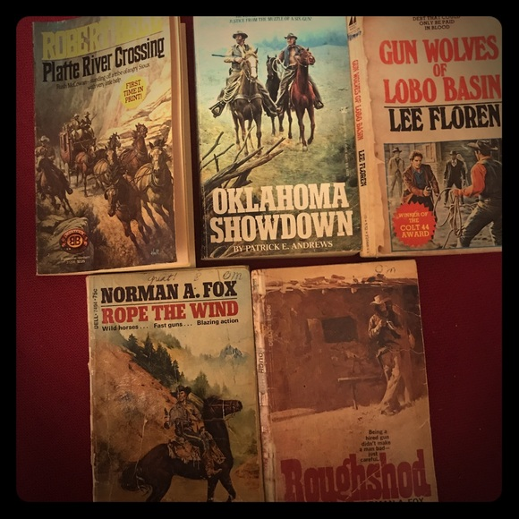 Unlisted Other - Western books